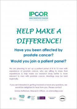 Interested in improving prostate cancer care?